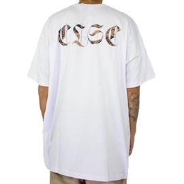 Camiseta Classic Maple Branco