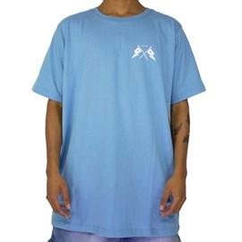 Camiseta Classic Mini Flag Azul