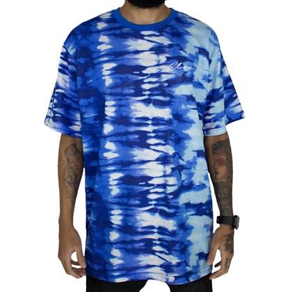 Camiseta Classic Tie Dye Azul