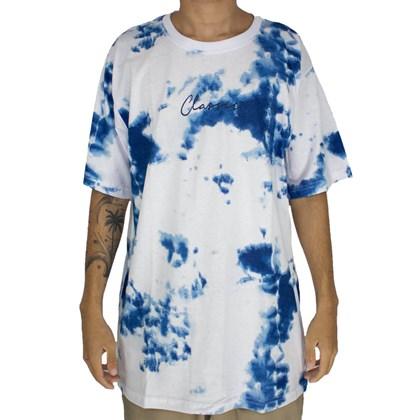 Camiseta Classic Tie Dye Branca