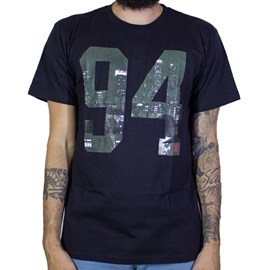 Camiseta Dc Shoes 94 City Preta