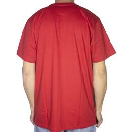 Camiseta Dc Shoes Ahero Red