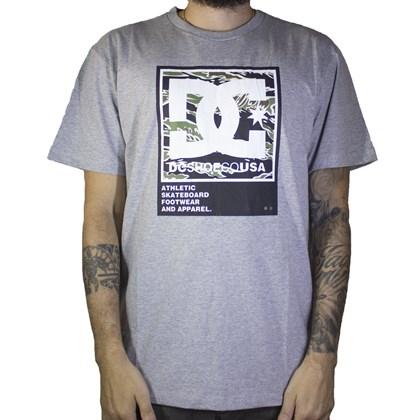 Camiseta Dc Shoes Arakana Cinza