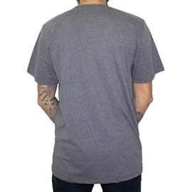 Camiseta Dc Shoes Basic Star Grey