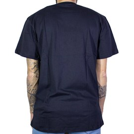Camiseta Dc Shoes Basica Cascade Preto