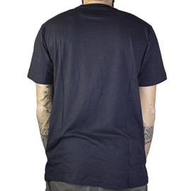 Camiseta Dc Shoes Bright Roller 2 Preto