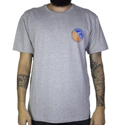 Camiseta Dc Shoes Bright Roller Cinza