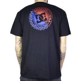 Camiseta Dc Shoes Bright Roller Preta