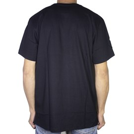 Camiseta Dc Shoes Camo Fill Black