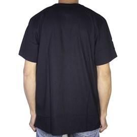 Camiseta Dc Shoes Camo Fill Black
