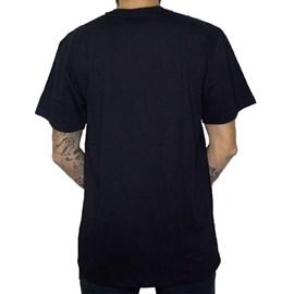 Camiseta Dc Shoes Circle Star Black