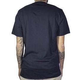 Camiseta Dc Shoes Circle Star Preto