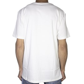 Camiseta Dc Shoes Circle Star White