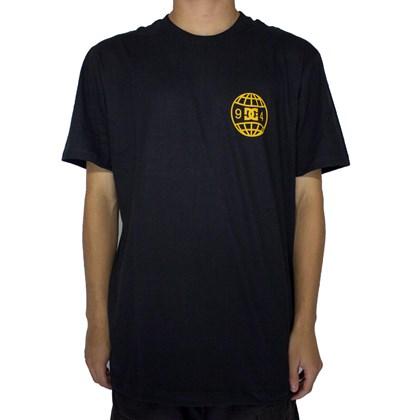 Camiseta Dc Shoes Coast 2 Coast Preto