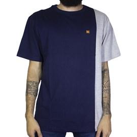 Camiseta Dc Shoes Dagup 4 Azul Marinho