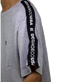 Camiseta Dc Shoes Dcsession Cinza