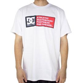 Camiseta Dc Shoes Density Zone Branco