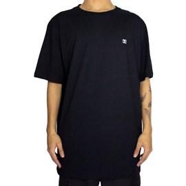 Camiseta Dc Shoes Embroidery Star Preto