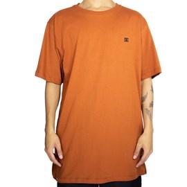 Camiseta Dc Shoes Embroidery Star Telha