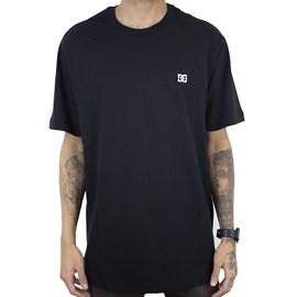 Camiseta Dc Shoes Especial Basic Star Preto