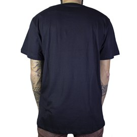 Camiseta Dc Shoes Forever And Always Preto