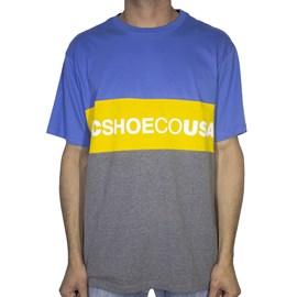 Camiseta Dc Shoes Howzthat Azul