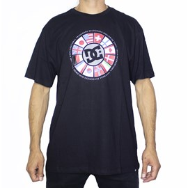 Camiseta Dc Shoes Intl Black
