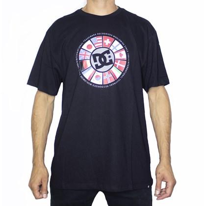 Camiseta Dc Shoes Intl Black