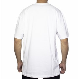 Camiseta Dc Shoes Intl White