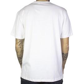 Camiseta Dc Shoes Light Speed White