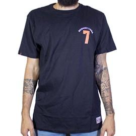 Camiseta Dc Shoes Lucky Seven Preta