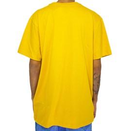 Camiseta Dc Shoes Premium Star Amarelo