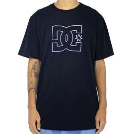 Camiseta Dc Shoes Premium Star Preto
