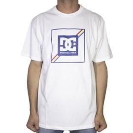 Camiseta Dc Shoes Prism White