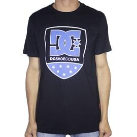 Camiseta Dc Shoes Shield Preta