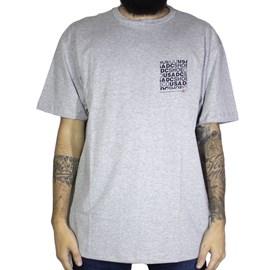 Camiseta Dc Shoes Sky Promo Cinza