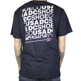 Camiseta Dc Shoes Sky Promo Preta