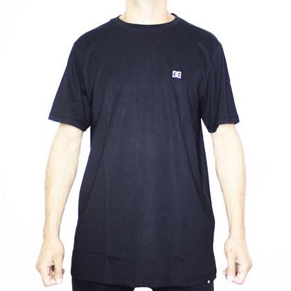 Camiseta Dc Shoes Slim Basic Black