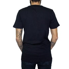 Camiseta Dc Shoes Slim Rated Black