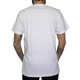 Camiseta Dc Shoes Slim Rated White