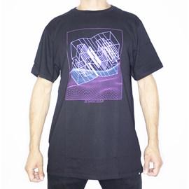 Camiseta Dc Shoes Slim Suspension Black