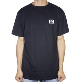 Camiseta Dc Shoes Stage Box 2 Preta