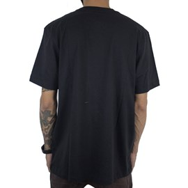 Camiseta Dc Shoes Standard Preto