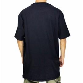 Camiseta Dc Shoes Star Camo Preto