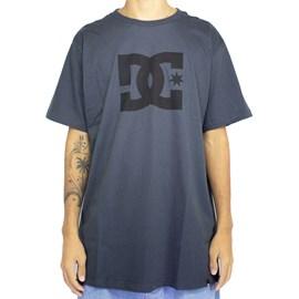 Camiseta Dc Shoes Star Chumbo