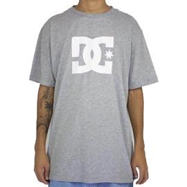 Camiseta Dc Shoes Star Cinza