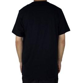 Camiseta Dc Shoes Star Drip Preto