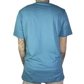 Camiseta Dc Shoes Super Transfer Azul