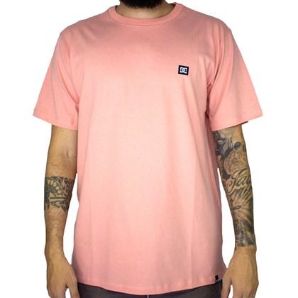 Camiseta Dc Shoes Super Transfer Rosa