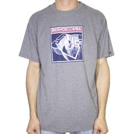 Camiseta Dc Shoes Terrain Cinza